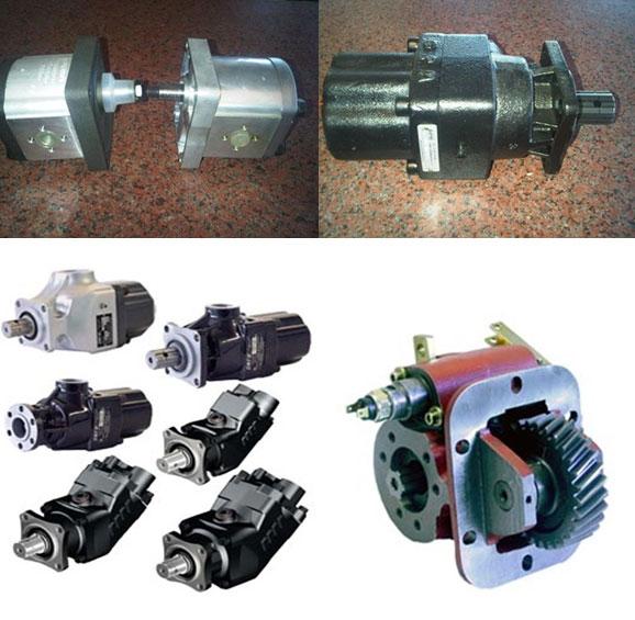 Hydraulic Pumps & Hydraulic Motors