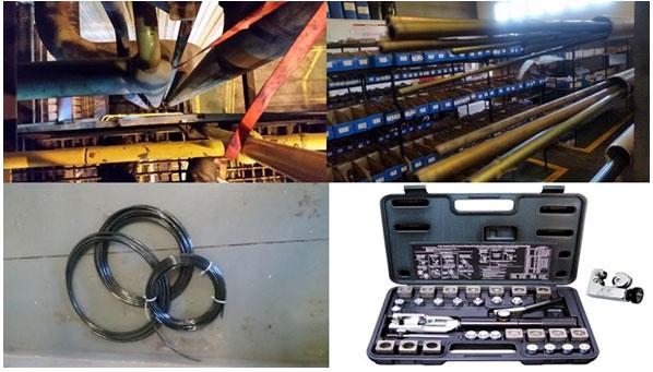 Steel Pipes & Steel Tubing